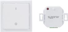 RSL Trådlös strömbrytare Ytmontering, Inbyggnad Bryteffekt (max.) 2000 W Trådlös - Sändare räckvidd max. 70 m