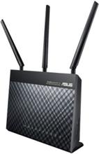 DSL-AC68U - Trådløs router AC Standard - 802.11ac