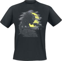 Dark Souls - Great Grey Wolf -T-skjorte - svart