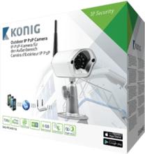116 Outdoor WLAN IP Camera