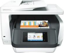 Officejet Pro 8730 All-in-One Blækprinter Multifunktion med Fax - Farve - Blæk