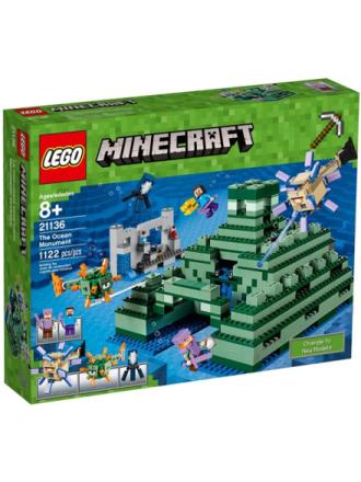 Minecraft 21136 Havmonumentet - Proshop