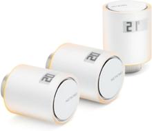 Netatmo Smart radiatortermostat - 3-pak