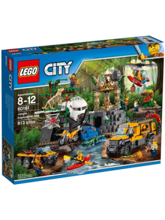 City 60161 Jungleudforskning - Proshop
