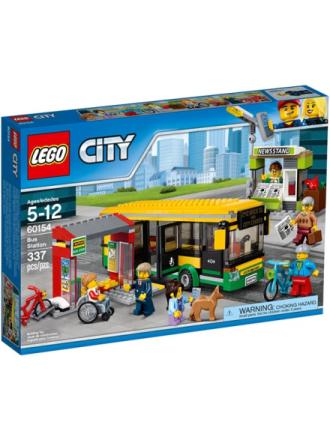 City 60154 Busstation - Proshop