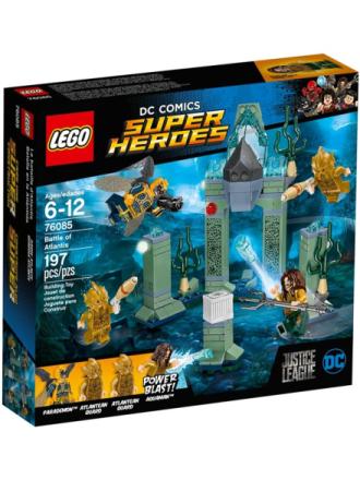 DC Comics Super Heroes Battle of Atlantis - 76085 - Proshop
