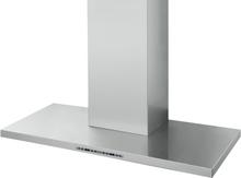 Premium line vägghängd köksfläkt Swedluxury PSI 90cm/120cm/135cm - rosrfritt stål - 135 cm