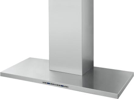 Premium line vägghängd köksfläkt Swedluxury PSI 90cm/120cm/135cm - rosrfritt stål - 120 cm