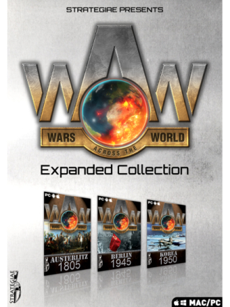 Wars Across The World - Expanded Collection - Mac - 01 - Strategia