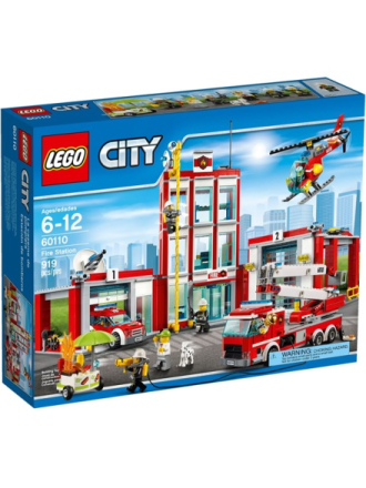 City 60110 Brandstation - Proshop