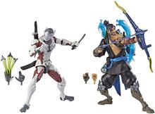 eStore Overwatch Ultimates, Hanzo och Genji