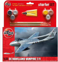 Airfix De Havilland Vampire T11 1:72