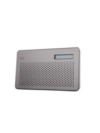 DAB bærbar radio CANVAS - DAB/DAB+/FM - Mono - Sort