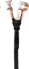 Headset Zipper - Black