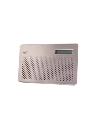 DAB bærbar radio CANVAS - DAB/DAB+/FM - Mono - Sølv