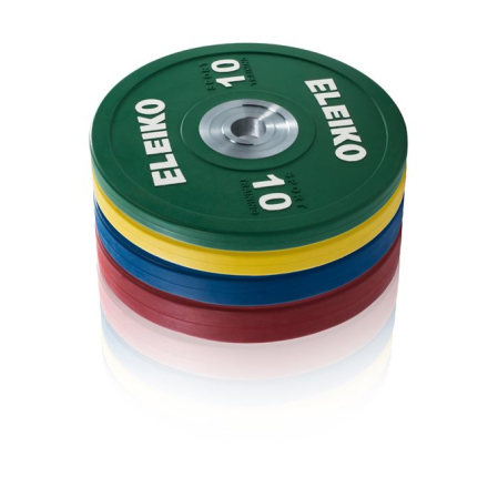 Eleiko Sport Training Disc -Coloured
