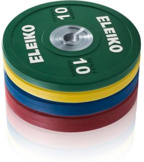 Eleiko Sport Training Disc -Coloured