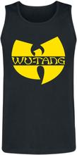 Wu-Tang Clan - Logo -Tanktopp - svart