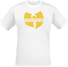 Wu-Tang Clan - Logo -T-skjorte - hvit