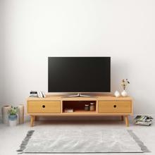 vidaXL TV-taso 120x35x35 cm täysi mänty