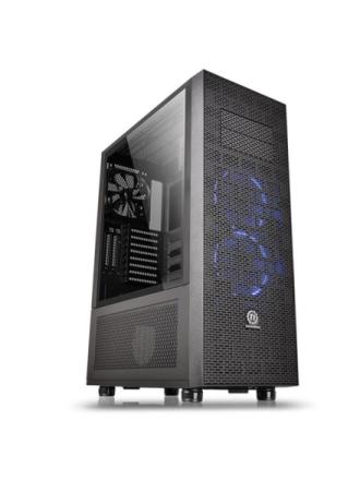 Core X71 TG - Kabinet - Full tower - Sort