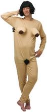 Naked Woman Kostyme