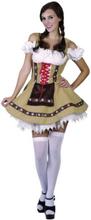Tyrolerdress - Oktoberfest Kostyme