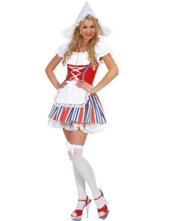 Ølfestivalens Pike - Oktoberfest Kostyme