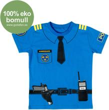 Polis t-shirt 5 - 7 år ae001d2d7c100