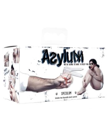 Asylum Speculum - 2 stk Spekulum