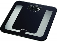 AEG PW 5653 Bluetooth Bathroom Scale Black 1 kpl