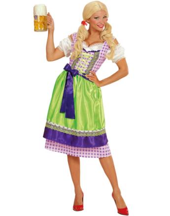 Münchens Flørtepus - Oktoberfestkostyme til Dame