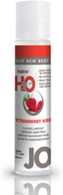 System Jo H2O Lubricant Strawberry - 30 ml Vattenbaserat Glidmedel