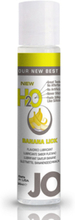 System Jo H2O Lubricant Banana - 30 ml Vattenbaserat Glidmedel