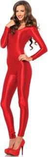 Röd Catsuit