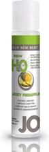 System Jo H2O Lubricant Pineapple - 30 ml Vattenbaserat Glidmedel