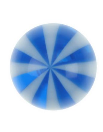 Badboll - Blå Akrylkula