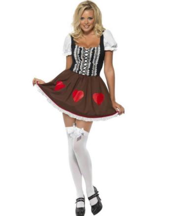 Fraulein Heidi Kostyme