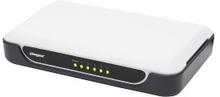 Plexgear 100 Mb/s -switch 5 porter