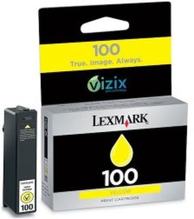 Lexmark 100 - Gul