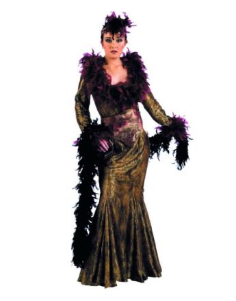 Exotisk Mata Hari - Lyxkostym