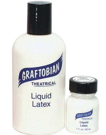 Liquid Latex Clear - Graftobian Flytende Latex