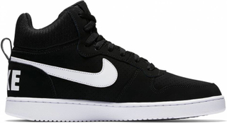 Nike Court Borough Mid (herrer) Størrelse 45,5 - US 11,5