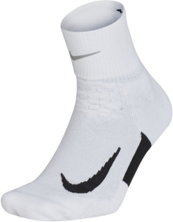 Nike Elite Cushioned Quarter sokker Størrelse 46-48
