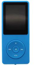 eStore MP3-Spiller med 8GB Minne - Blå