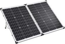 vidaXL Vikbar solpanel 120 W 12 V