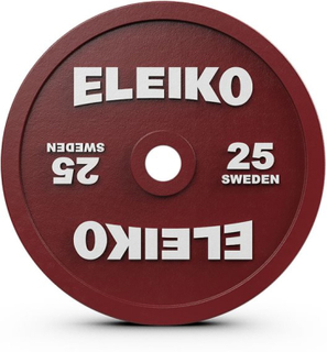 Eleiko IPF Powerlifting Competition Disc