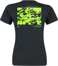 Bring Me The Horizon - WTF -T-skjorte - svart