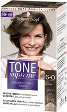 Köp Tone Supreme, 6-0 Light Brown Schwarzkopf Toning fraktfritt