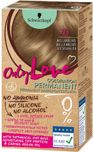 Only Love 7.0 Mellanblond -